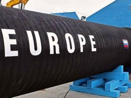 В конце прошлой недели глава «Газпрома» Алексей Миллер заявил о рисках транзита в Европу // Стоп-кадр YouTube