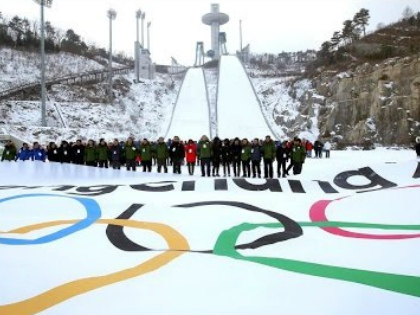 Лишить Россию права участвовать в зимней Олимпиаде 2018 года в Пхенчхане призывают всё больше и больше спортивных чиновников и функционеров разных стран // Стоп-кадр YouTube