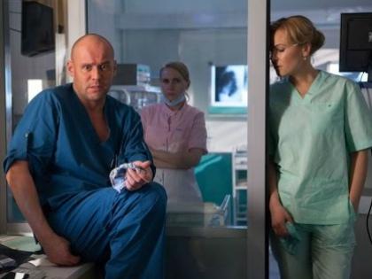«Медицинская тема, что и говорить, сегодня крайне популярна на российском телевидении...» // Стоп-кадр YouTube