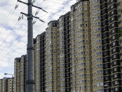 Еще 5 лет назад подобным образом продавалось до 60% всех квартир в столице // Global Look Press