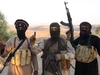 Боевики ИГИЛ // Global Look Press