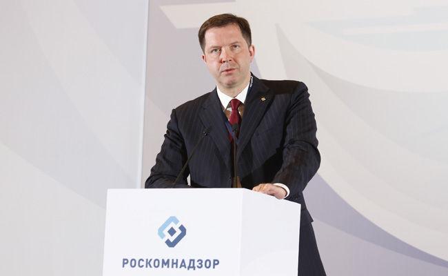 Пост Ксензова на Facebook удалили // Пресс-служба Роскомнадзора