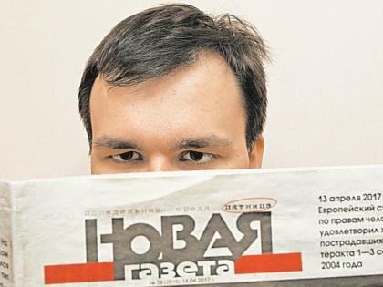 Советник главы Чечни Адам Шахидов обвинил «Новую газету» в клевете и назвал «врагами нашей веры и нашей родины» // Андрей Струнин / «Собеседник»