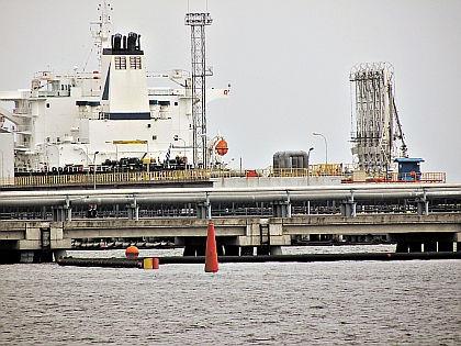 Нефтегазовый порт Приморска // Андрей Струнин / «Собеседник»