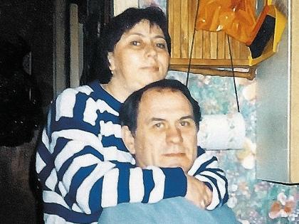 Анна Вадимовна подарила Валерию Афанасьеву двух сыновей // из личного архива
