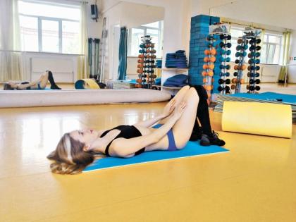 Специальная гимнастика ускорит венозный и лимфатический отток, повысит физическую выносливость и улучшит тонус вен // архив редакции
