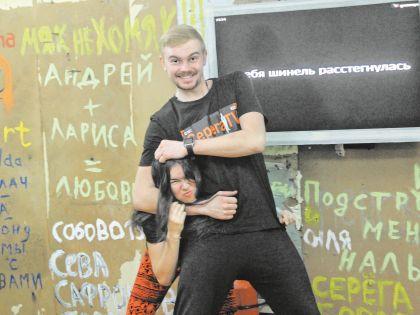 Главный герой шоу // СерёгаTV