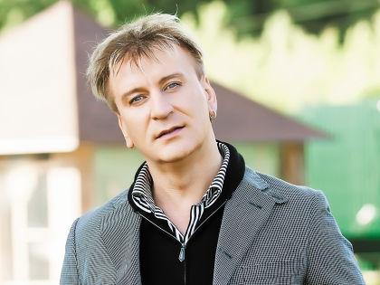 Сергей Пенкин // личный архив певца