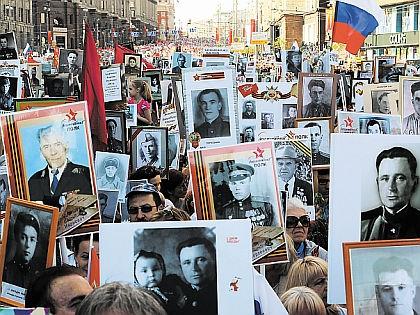 День Победы в Москве // Андрей Струнин / «Собеседник»