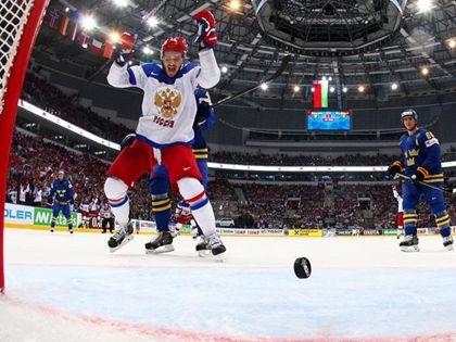 Сайт Международной федерации хоккея / IIHF