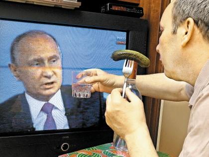 Во время теледиалога с Путиным россияне иронизировали и критиковали // Андрей Струнин / «Собеседник»