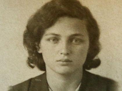 Лия Канторович // архив музея Лии Канторович