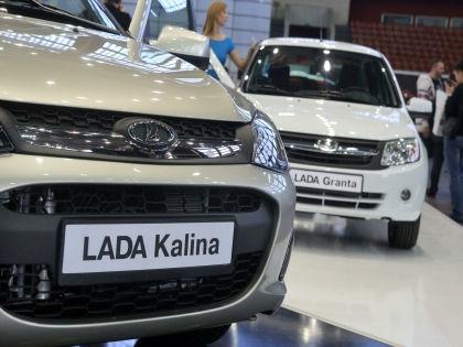 Цены на автомобили Lada с 4 марта выросли на 4,79% //  Russian Look