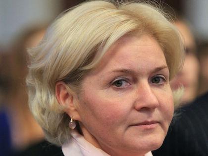 Ольга Голодец считает, что проблему необходимо решать социальными методами //  Russian Look