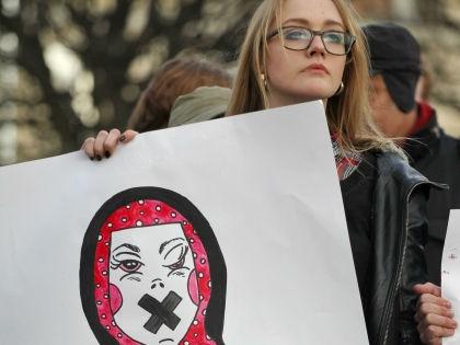 Вскоре почти все задержанные были отпущены // Russian Look