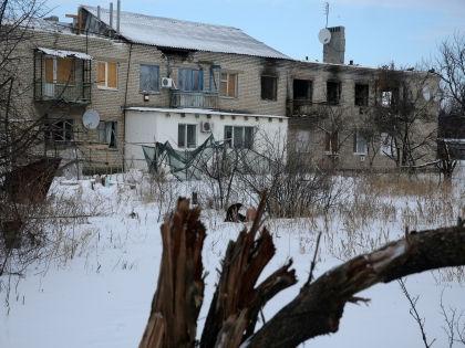 За последние трое суток погибли два мирных жителя // Russian Look