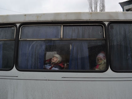 Николай Разворотнев: «Это жуткое столкновение» //  Russian Look