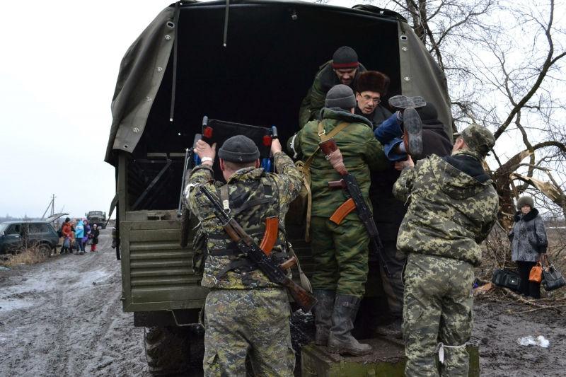Правозащитники обличили ДНР и СБУ // Russian Look