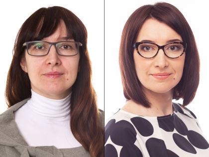 Ирина до и после преображения // Александр Крофт / студия «Фотоколледж»