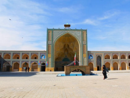 В Иране находятся некоторые из самых величественных исторических и археологических достопримечательностей // Никита Смагин / Sobesednik.ru
