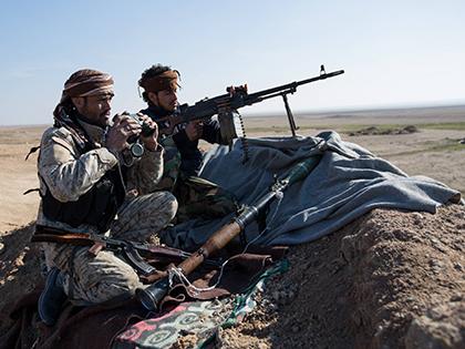ООН подтвердила информацию о том, что ИГИЛ торгует нефтью // Global Look Press