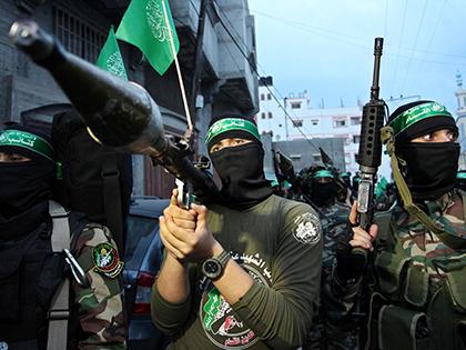 Вооруженные исламисты // Ашраф Амра / Global Look Press