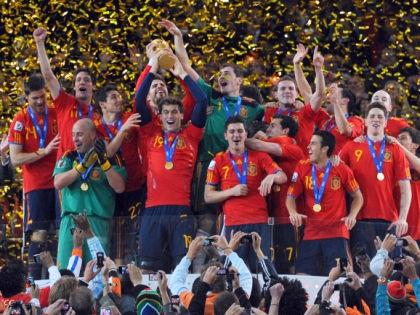 Сборная Испании по футболу // Global Look