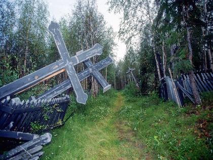 На новых кладбищах в Москвы планируют запретить оградки вокруг могил //  Виталий Иванов / Russian Look