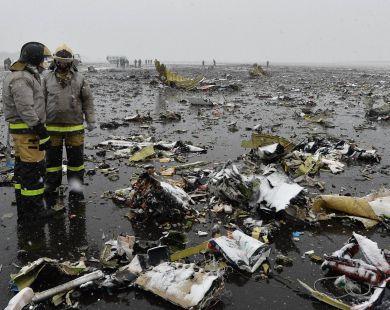Комиссия по расследования крушения Boeing нашла вину пилотов // Global Look Press