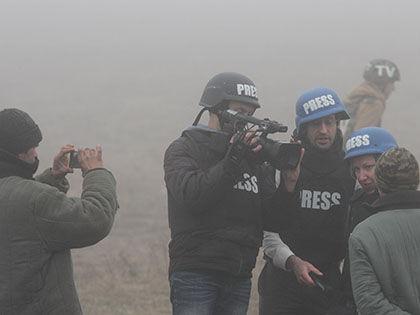 Следы 220-мм ракет обнаружили в селе, контролируемом ВСУ // Сергей Харченко / Global Look Press