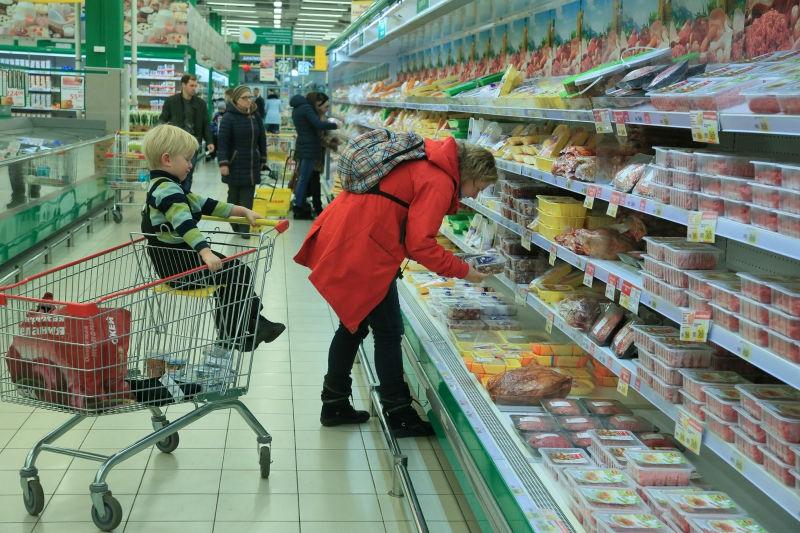 Решать, цены на какие продукты следует ограничить в росте, традиционно будет правительство // Замир Усманов / Russian Look