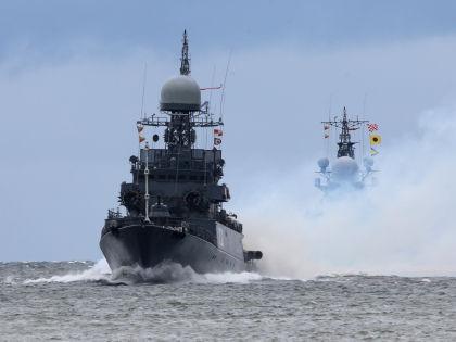 """""""Мы обеспокоены тем, что этот шаг приведёт к эскалации напряжённости"""", — заявили в Японии  // Fyodor Borisov / Global Look Press"""