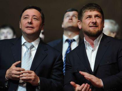 Рамзан Кадыро и Александр Хлопонин // Global Look