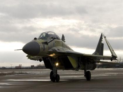 МиГ-29 // Александр Ковалев / Russian Look