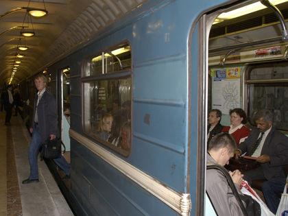 В московском метро произошел сбой // Антон Кавашкин / Russian Look