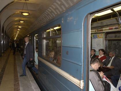 Инцидент произошёл около 07:09 на Замоскворецкой линии //  Антон Кавашкин