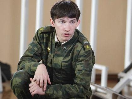 Кирилл Емельянов в сериале «Кадетство» // СТС