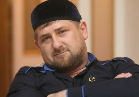 Рамзан Кадыров // Russian Look
