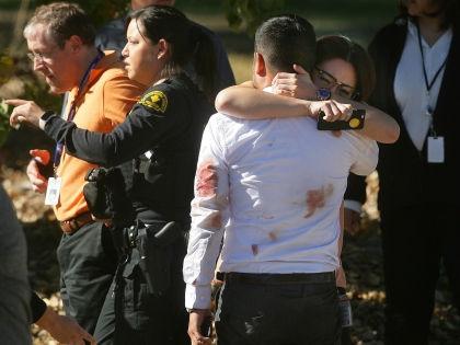 В ходе стрельбы в Сан-Бернардино погибли 14 человек // Global Look Press