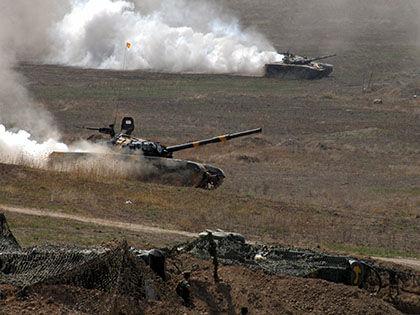 Обстановка в зоне карабахского конфликта вновь становится напряжённой // Russian Look