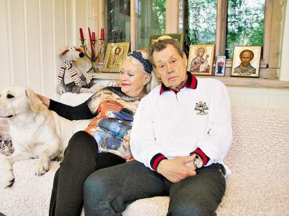 Людмила Поргина и Николай Караченцов все время в разъездах // Андрей Струнин