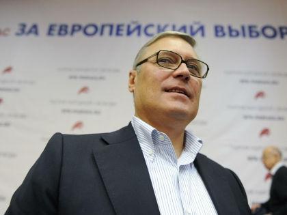 Михаил Касьянов считает, что Украине необходимо поставить вооружение // Russian Look
