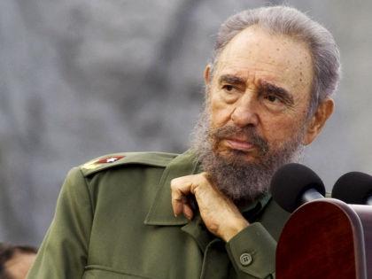 Фидель Кастро // Global Look