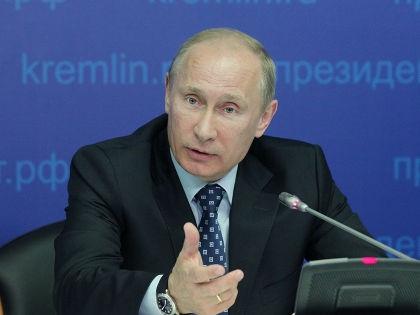 Что значит для России всё возрастающая поддержка Владимира Путина? // Анатолий Колюшенко / Russian Look