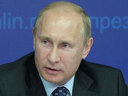 Владимир Путин // Анатолий Колющенко / Russian Look