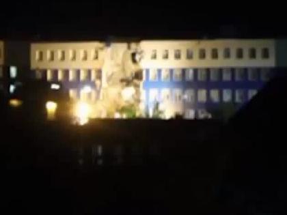 В настоящий момент в медицинских учреждениях находятся 19 пострадавших, 12 из них — в тяжелом состоянии // Кадр YouTube