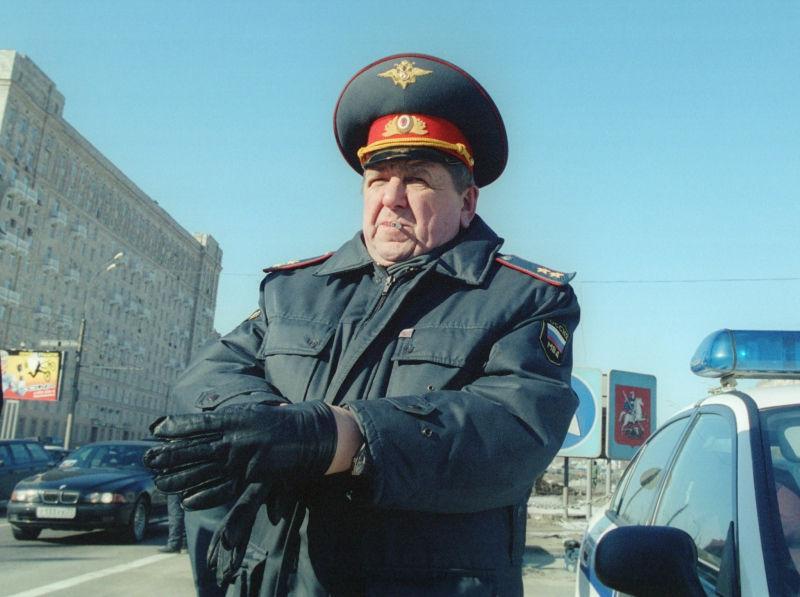 В Москве на дороге умер таксист // Boris Kavashkin / Russian Look