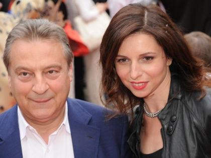 Геннадий и Алиса Хазановы // Борис Кремер / Russian Look