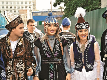 """""""Город 312"""" // Борис Кремер / Russian Look"""