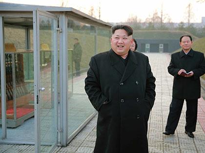 Ким Чен Ын заявлял ранее о том, что у Северной Кореи есть водородная бомба // Global Look Press
